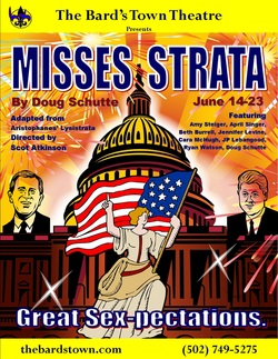 Misses Strata at Louisville Bard's Town Theater